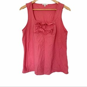 Gap Women's Pink Top Size XL